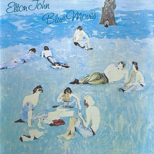 Elton John - 1976 - Blue Moves